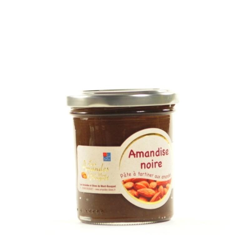 Amandise Noire 200g