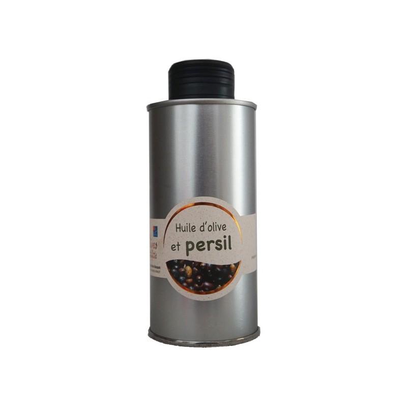 Huile d'olive au persil (persil frais) 20 cl