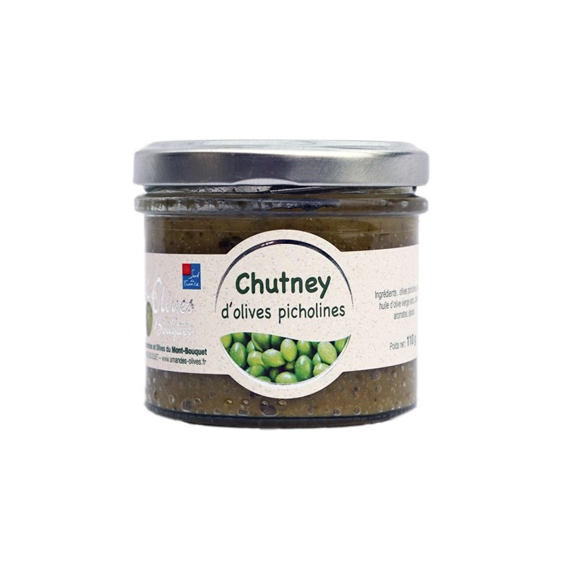Chutney d'Olives Picholines