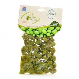 Olives au Pistou 200g