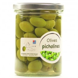 Pot d'olives Picholine nature 230g