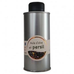 Huile d'olive au persil (persil frais) 20cl