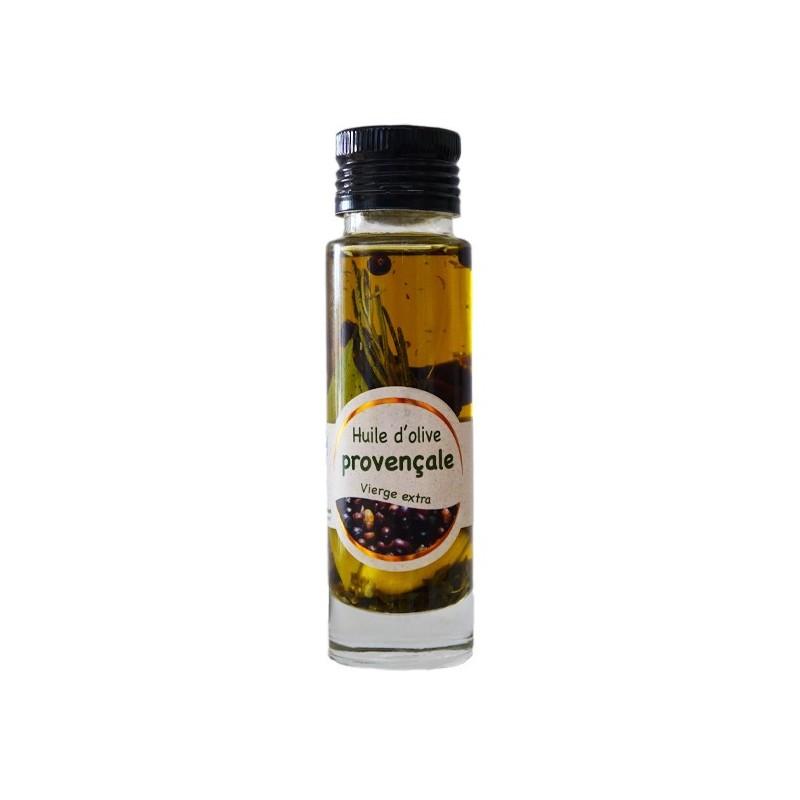 Huile d'Olive Picholine à la provençale 10cl