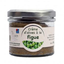 Crème d'Olives et Figues 100g