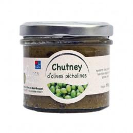 Chutney d'Olives Picholines 110g