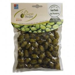 Olives aux herbes de provence 200g