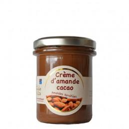 Crème d'amande Cacao 200g