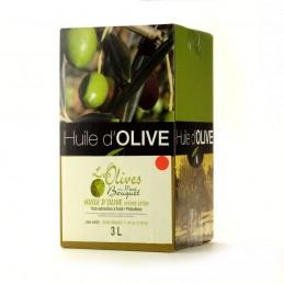 Huile d'Olive Picholine 3L