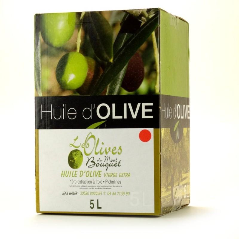 Huile d'Olive Picholine 5L
